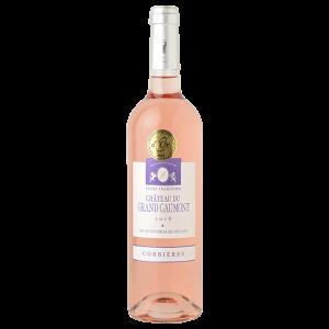 vin rosé corbieres grand caumont
