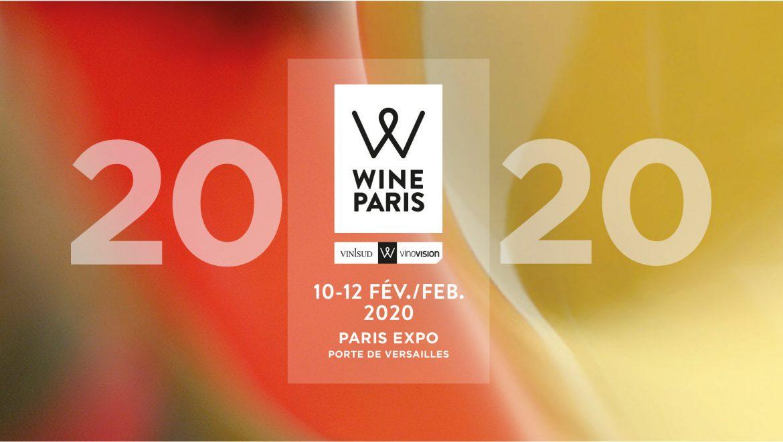Wine Paris 2020 – du 10 au 12 février 2020