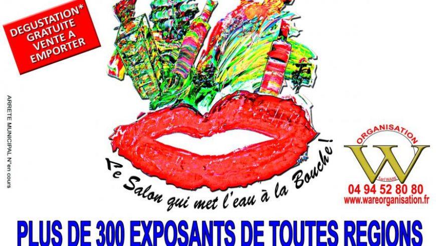 Salon du Palais Gourmand de Cagnes-sur-Mer – Novembre 2021